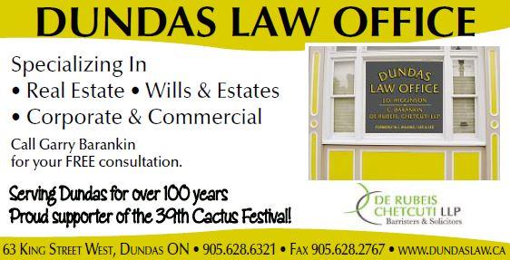 Dundas Law Office -  DeRubeis Chetcuti